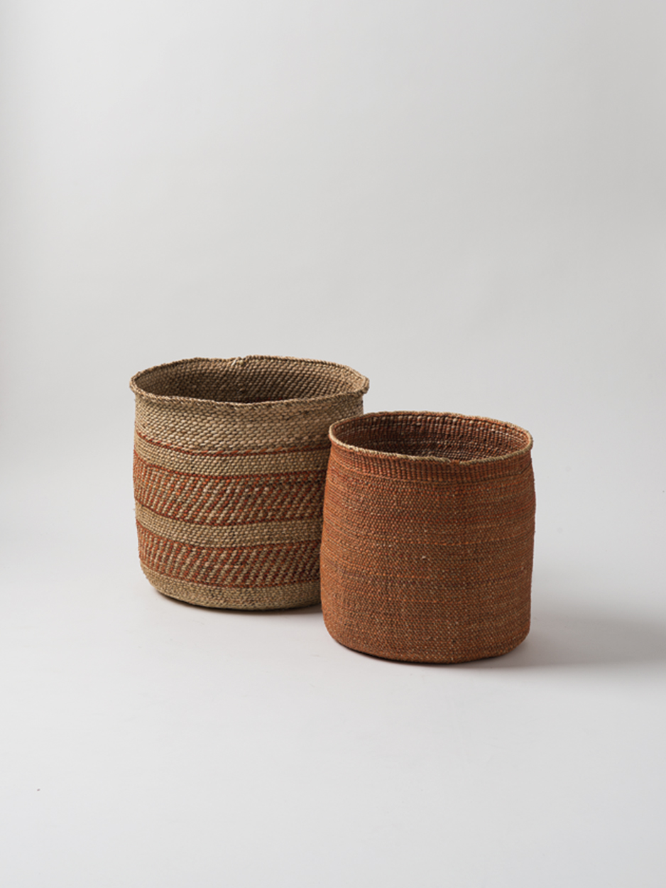 Iringa Woven Baskets s/2 $263