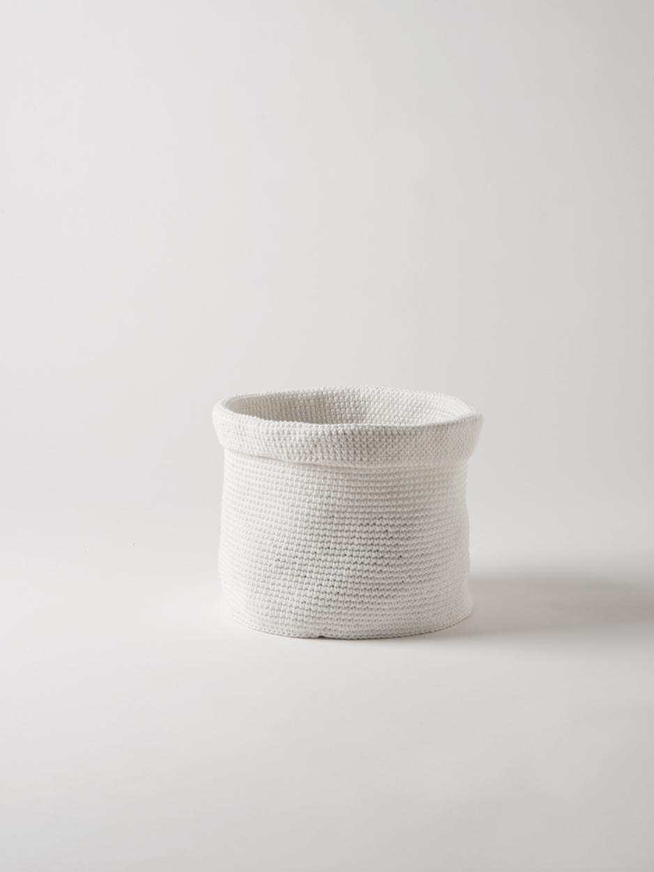Crochet Round Basket from $69.90