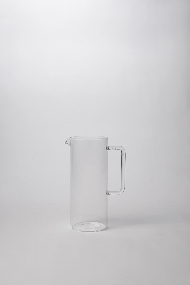 Tube Jug with Clear Handle  $39.90