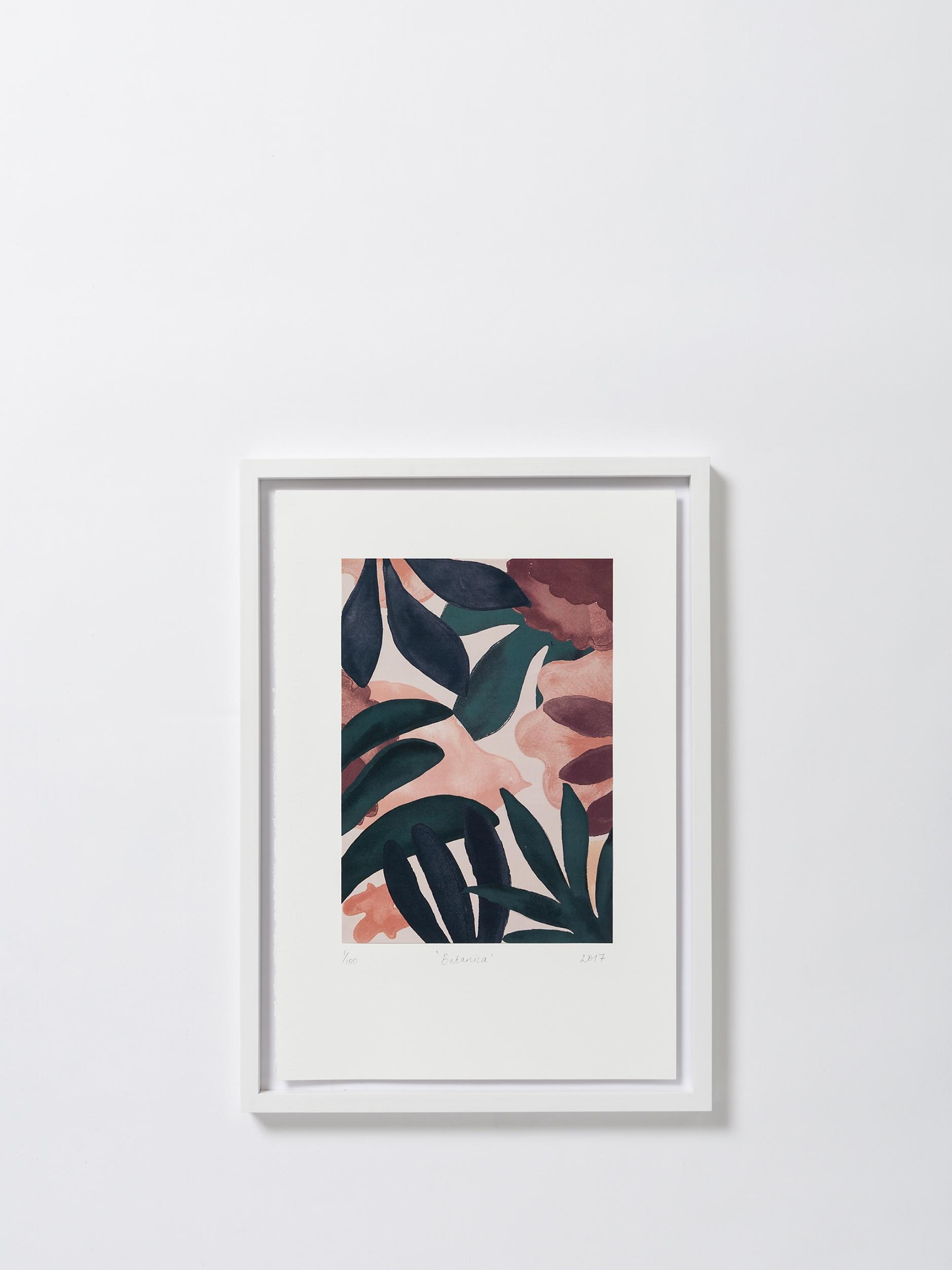 Edge Frame A3 White $79.90