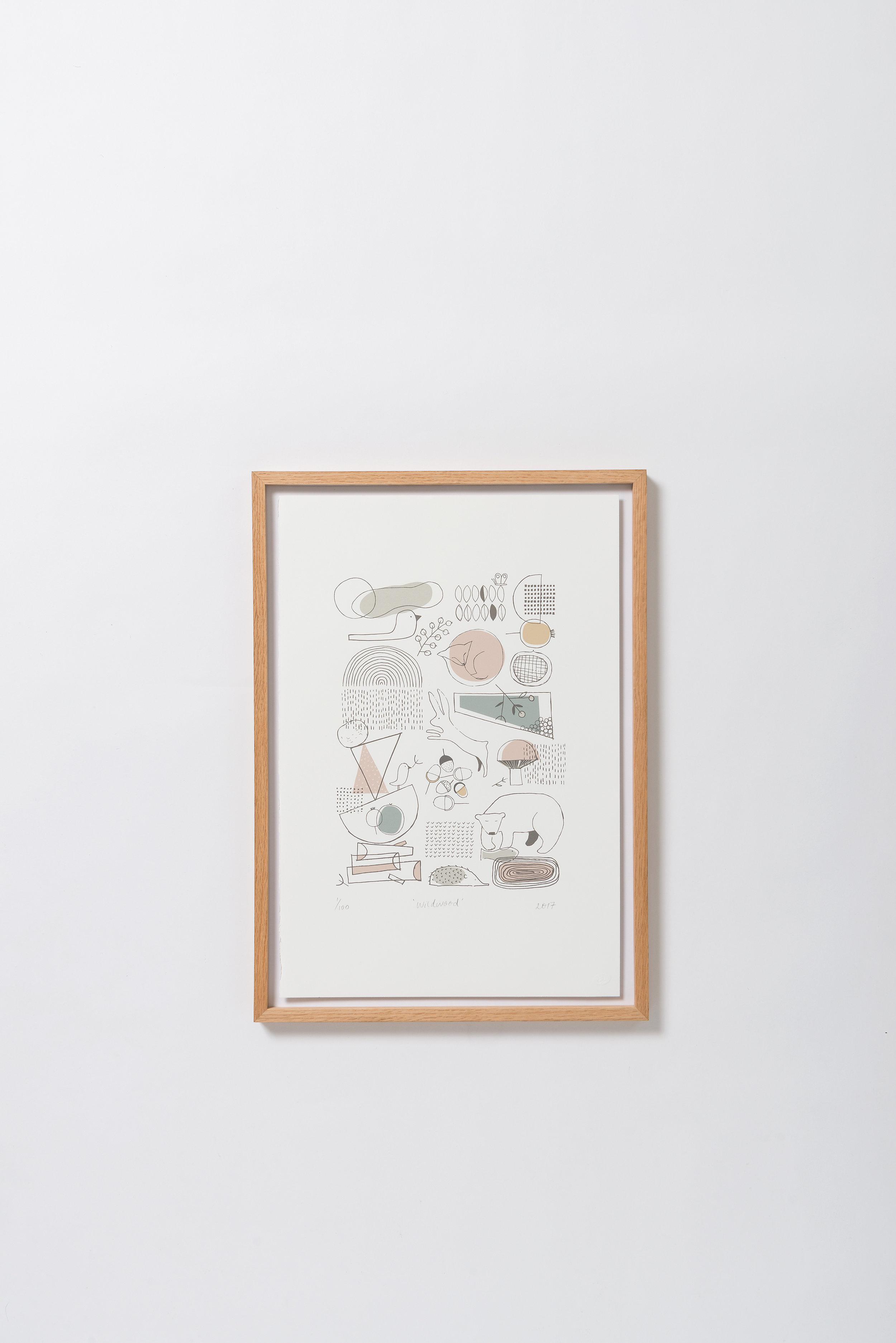 Wildwood Print $149