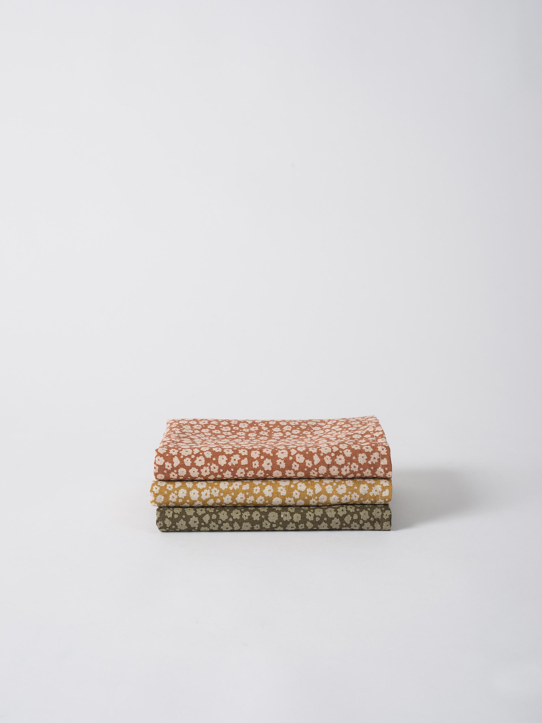Linen Blend Tea Towel $19.90