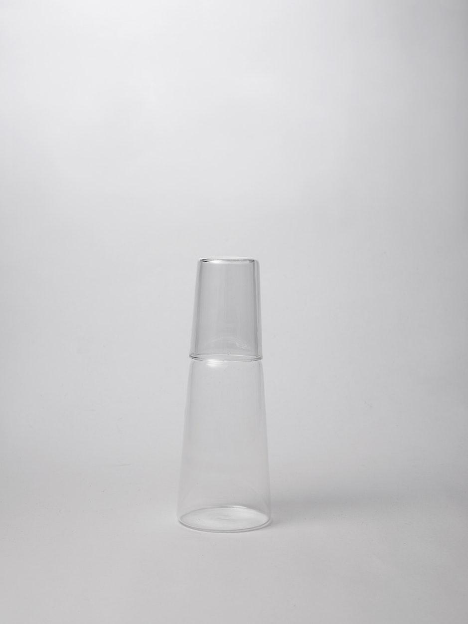 Torre Nightbottle + Glass $59.90