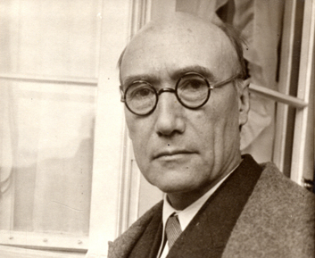 "André Paul Guillaume Gide  (November 1869 - February 1951):  French Author and recipient of the Nobel Prize In Literature (1947) ""for his comprehensive and artistically significant writings, in which human problems and conditions have been presented with a fearless love of truth and keen psychological insight""."