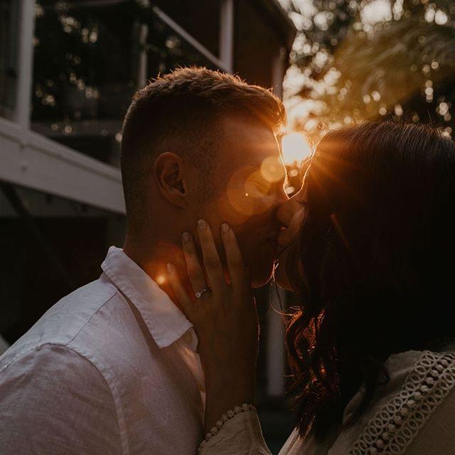 She said yes 🖤 . . . . . #engaged #engagementphotos #engagementring #love #loveiseverywhere #loveiseverything