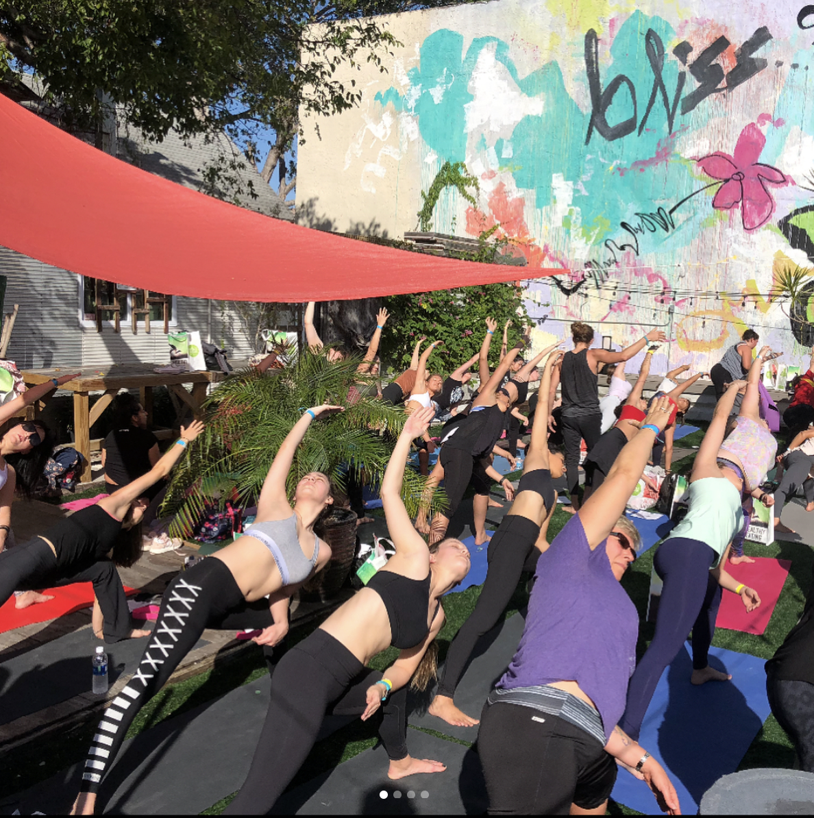 Wynwood Yoga