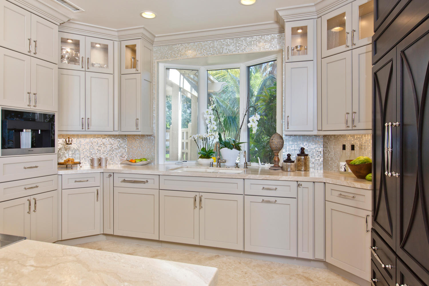 Ovation Cabinetry Custom Color.