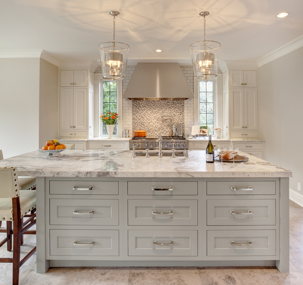 Inspiring Color Palettes for Your Kitchen | Signature ...