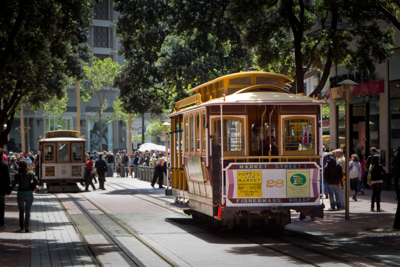 San Francisco Trolleys