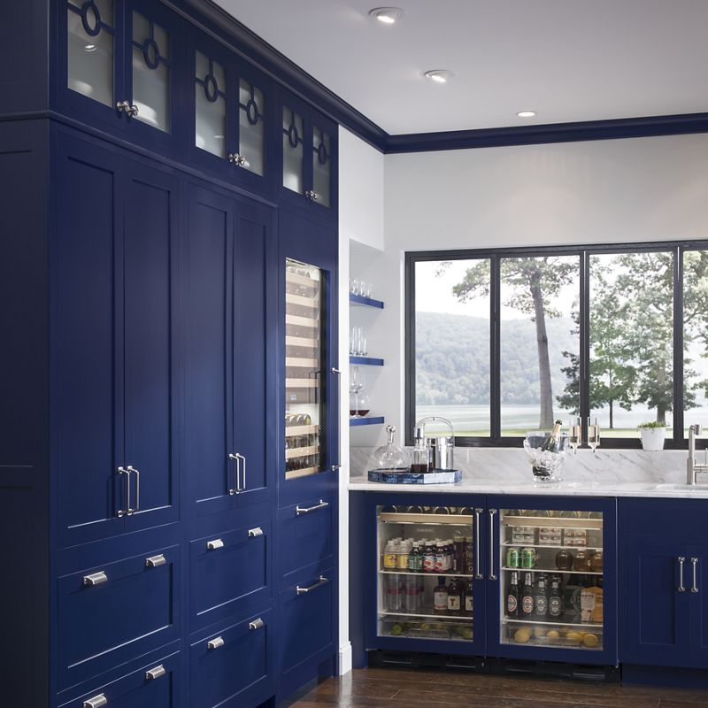 Fully custom cabinetry plus 20 years of experience ...