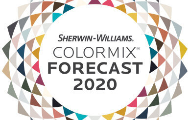 Sherwin Williams 2020 Color Forecast