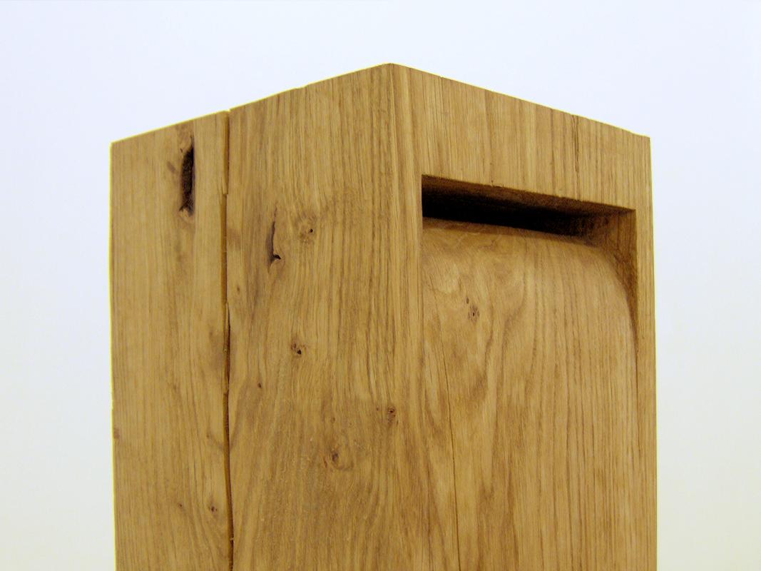 Void v- 200 cm x 20cm x 20cm - oak