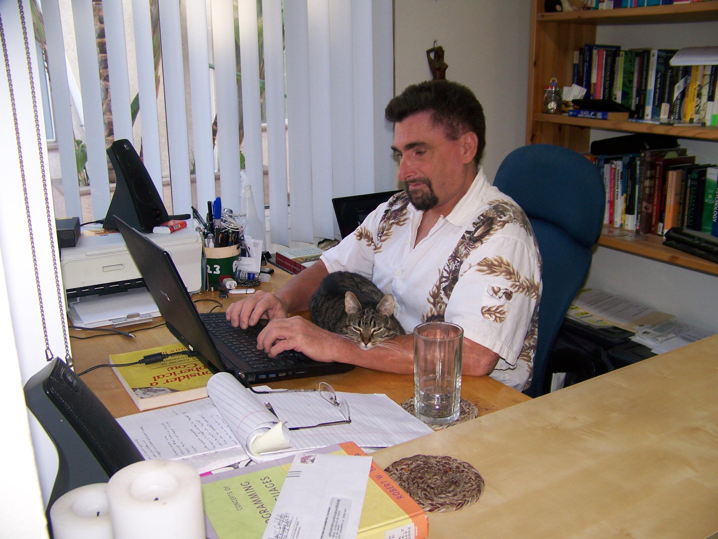 Tony Castalletto, AB 1755 Research