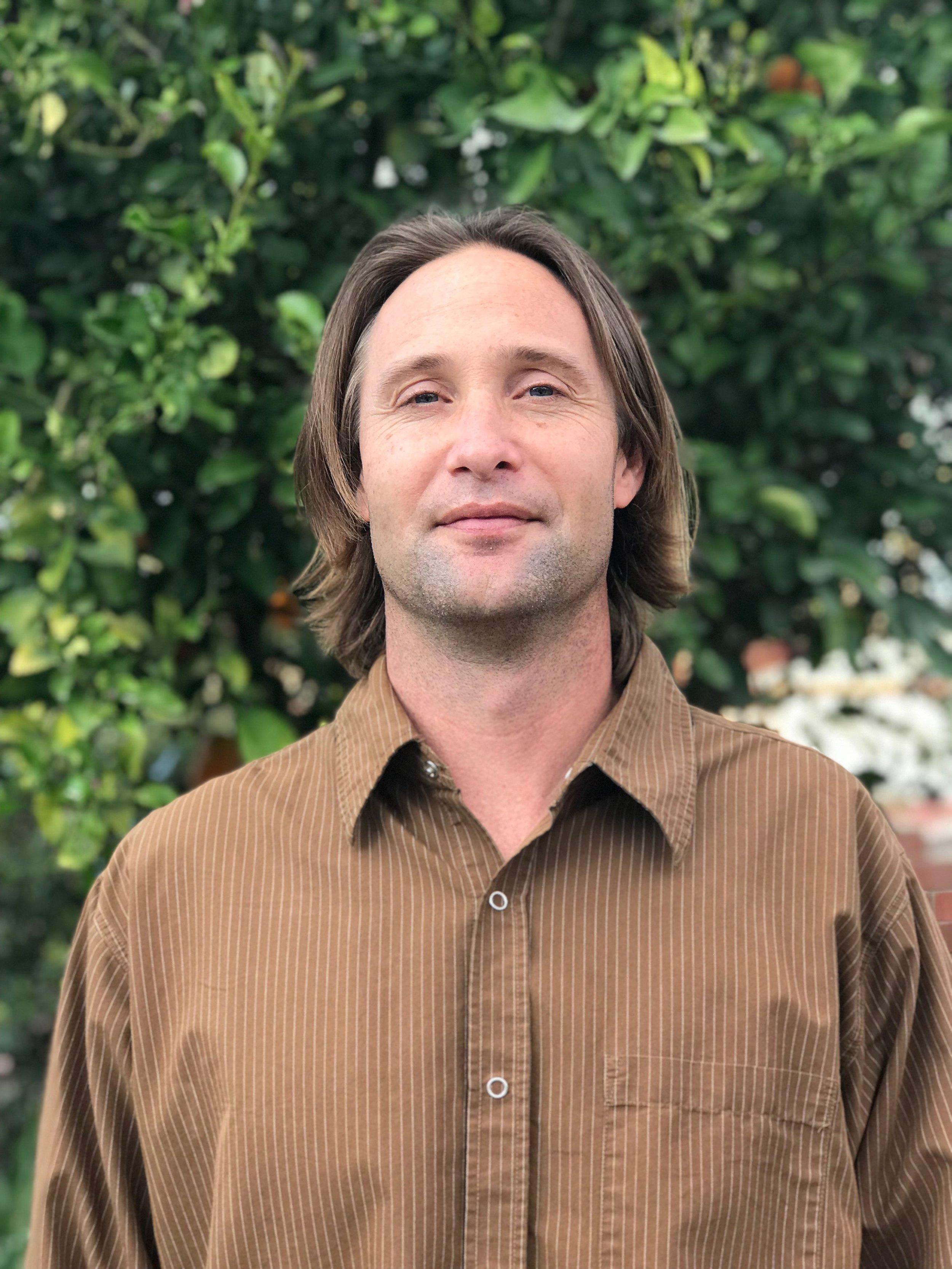 John Shideler, Turf Research Fellow