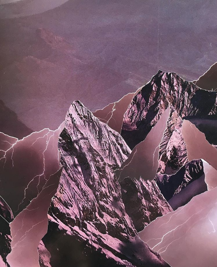 """Moving Mountains"" by  Janna Dorothy  A testament to the power and challenges of the year ahead"