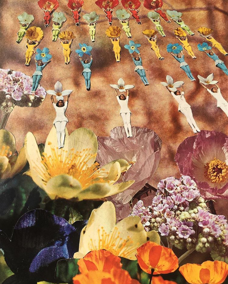 """All Together Now"" a visual affirmation by  Janna Dorothy"