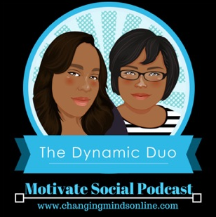 "- Welcome to the Motivate Social Podcast with Dr. Aikyna Finch and Vanessa Canteberry. In this podcast, you will learn about Tasha M. Scott, Speaker, Certified Life and Business Coach for women in business, Workshop Leader, Entrepreneur and Author, and how she is changing the world through social media.Tasha M. Scott has proudly declared her freedom: ""Don't Limit Me!"" Now you can too. Through her inspiring story of struggle, motivation and perseverance, she shares with listeners how to realize their deepest desires, as well as the pathway to actualize them. Tune in to hear her story."