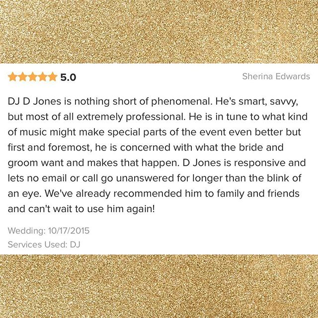 DJ D JONES CHICAGO WEDDING CORPORATE PRIVATE REVIEW 2016 003.JPG