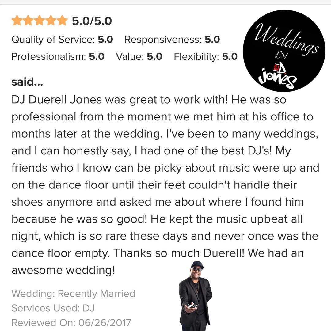 Weddings By DJ D Jones wire knot 5 star review.jpg