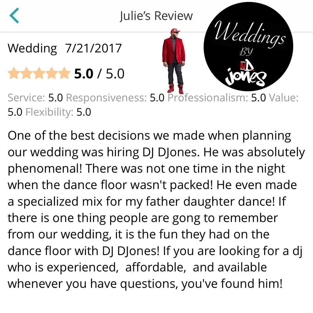 Weddings By DJ D Jones tuscany falls luxury  5 star review.jpg