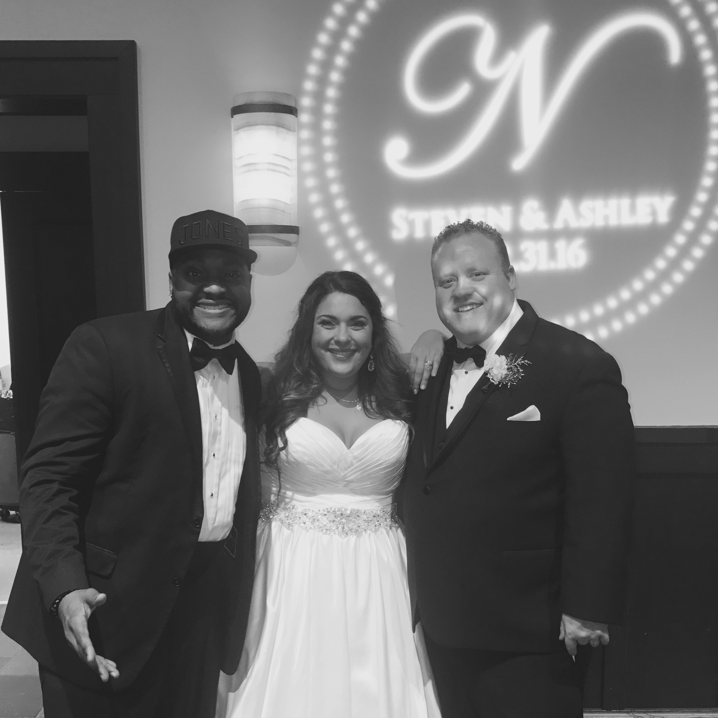wolinksi norton Wedding by dj d jones mistwood golf club nye 2017.jpg