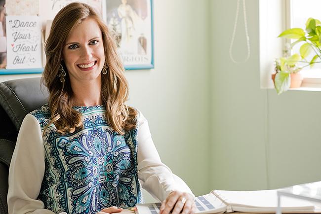 Megan Ondercin | Copper Willow Paper Studio Manager