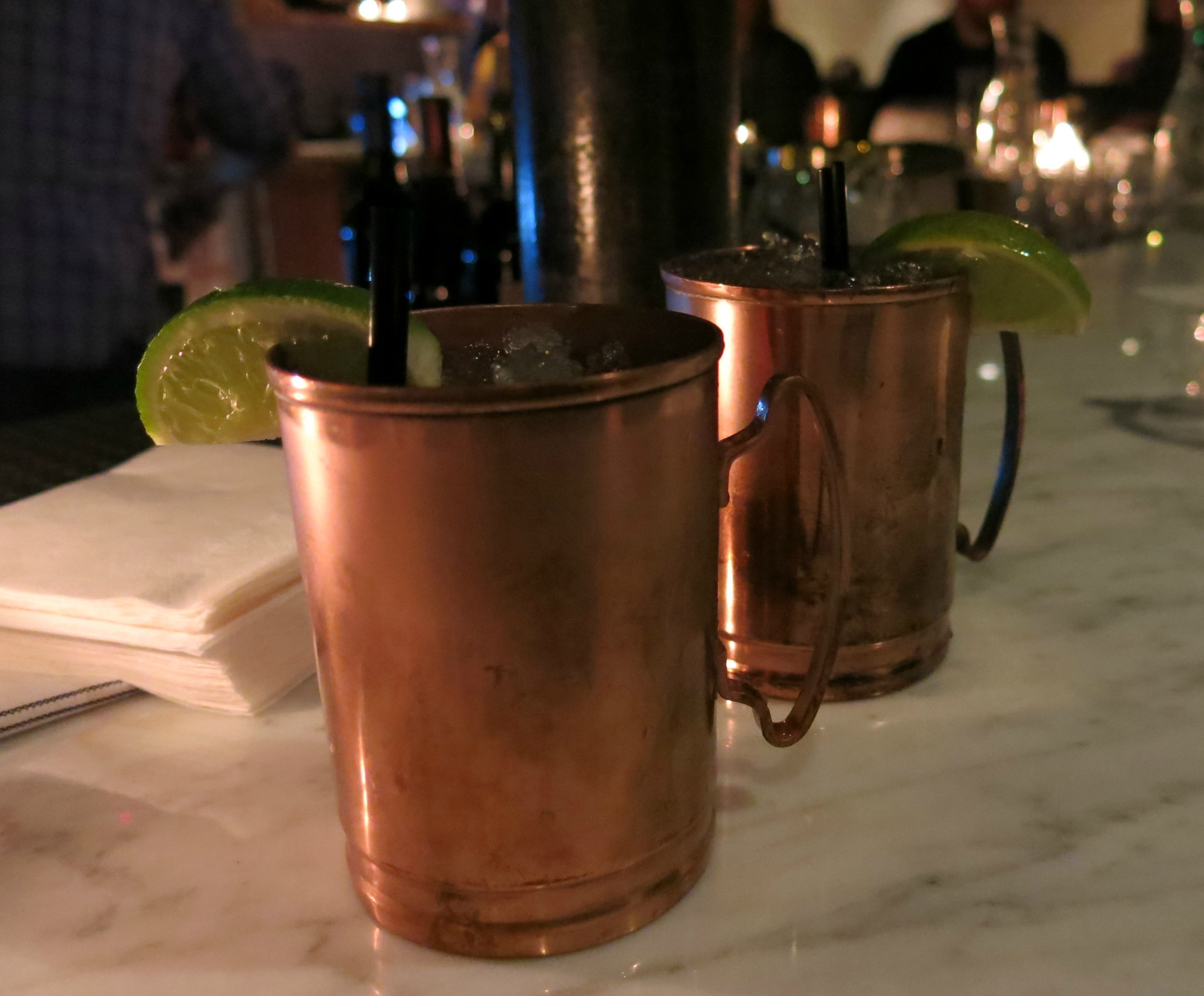 If you're in the market for some copper mugs, Amazon.com is a good place to start. With buying options to fit any budget, there's no need to pilfer Ward 8's inventory.