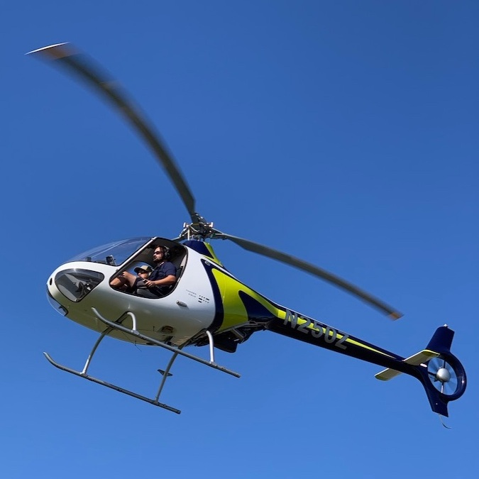 Helicopter Flight Training -