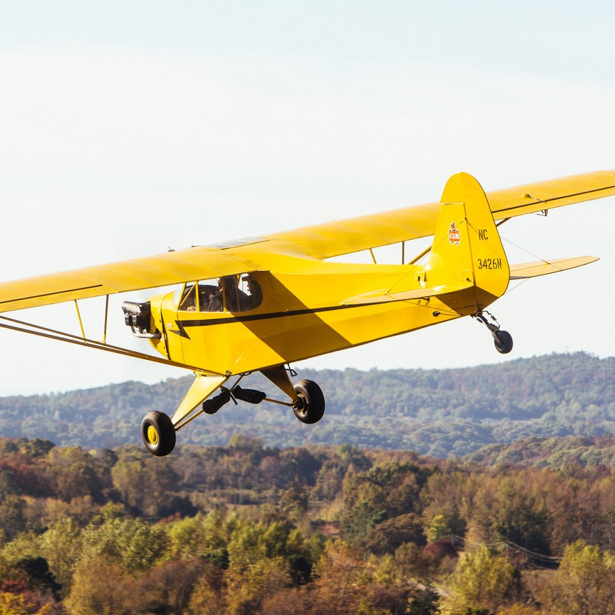 Tailwheel Training -