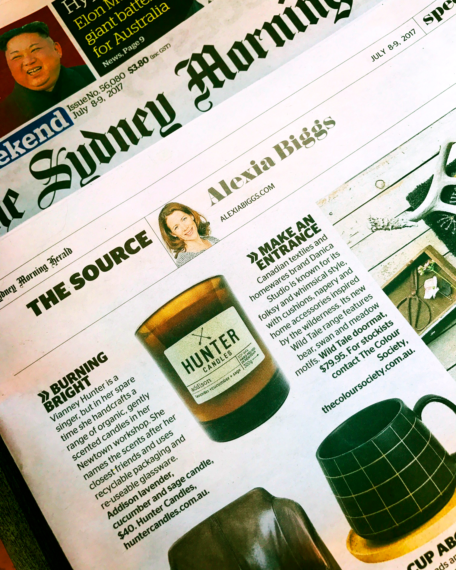 THE AGE AND THE SYDNEY MORNING HERALD -
