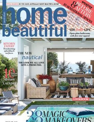 HOME BEAUTIFUL - 'THE EDIT: WISH LIST'by Tilly RobertsNovember 2018