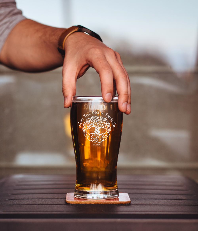 Silver Tree Beer