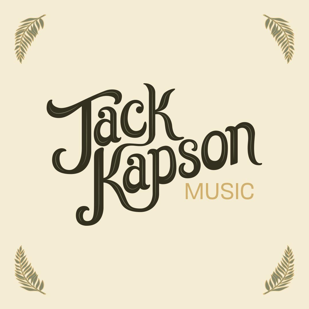 Jack Kapson Music - Branding