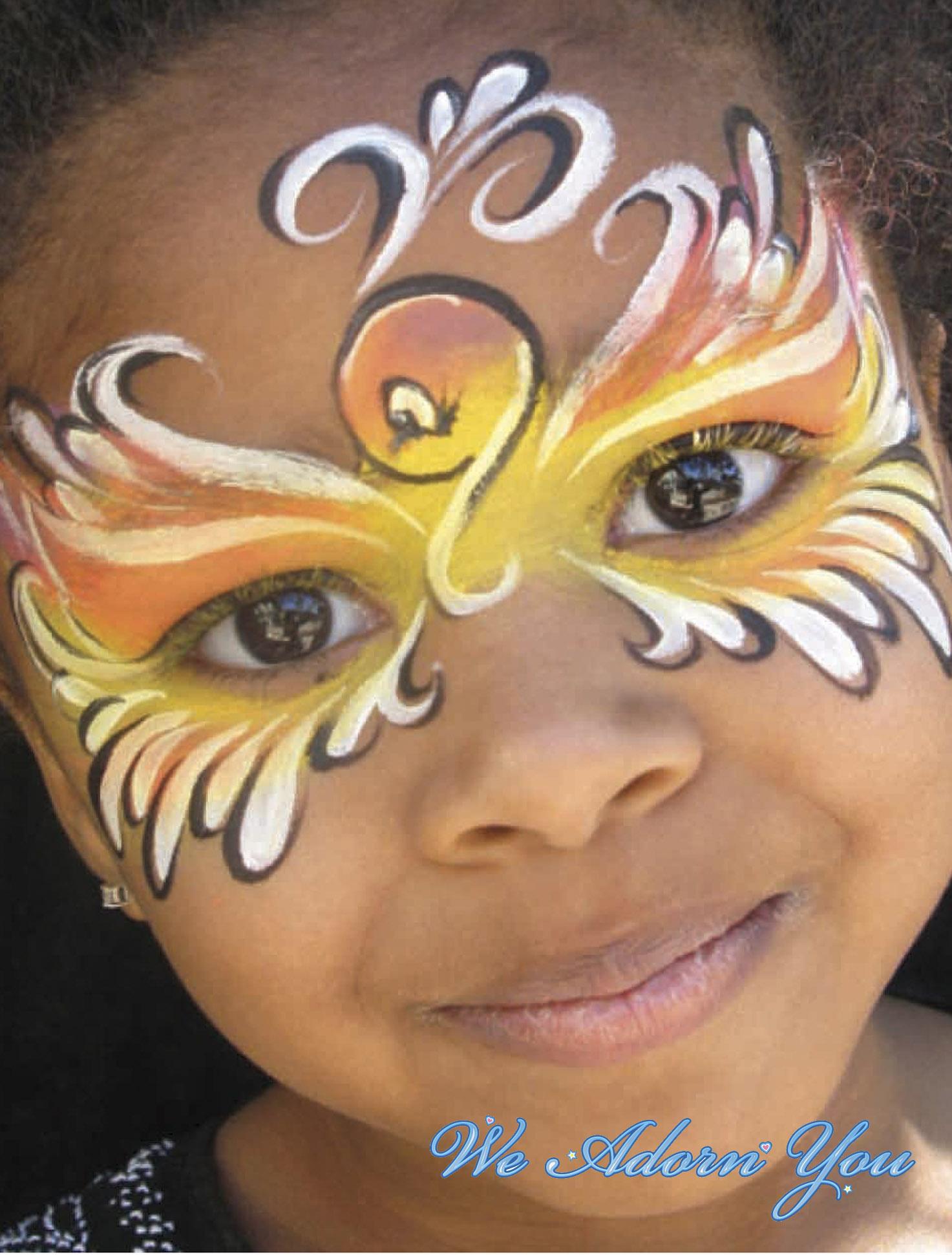 Face Painting Bird Mask- We Adorn You.jpg