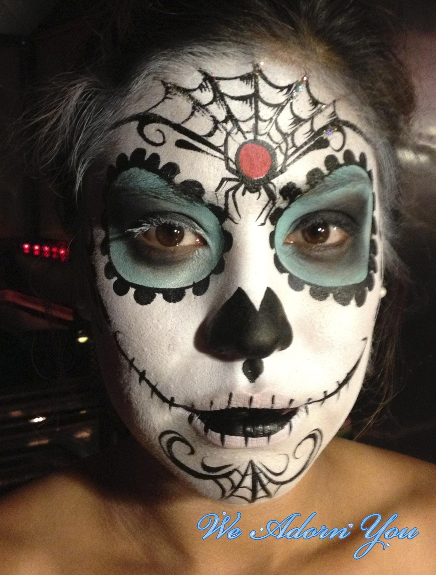 Face Painting Sugar Skull- We Adorn You copy.jpg