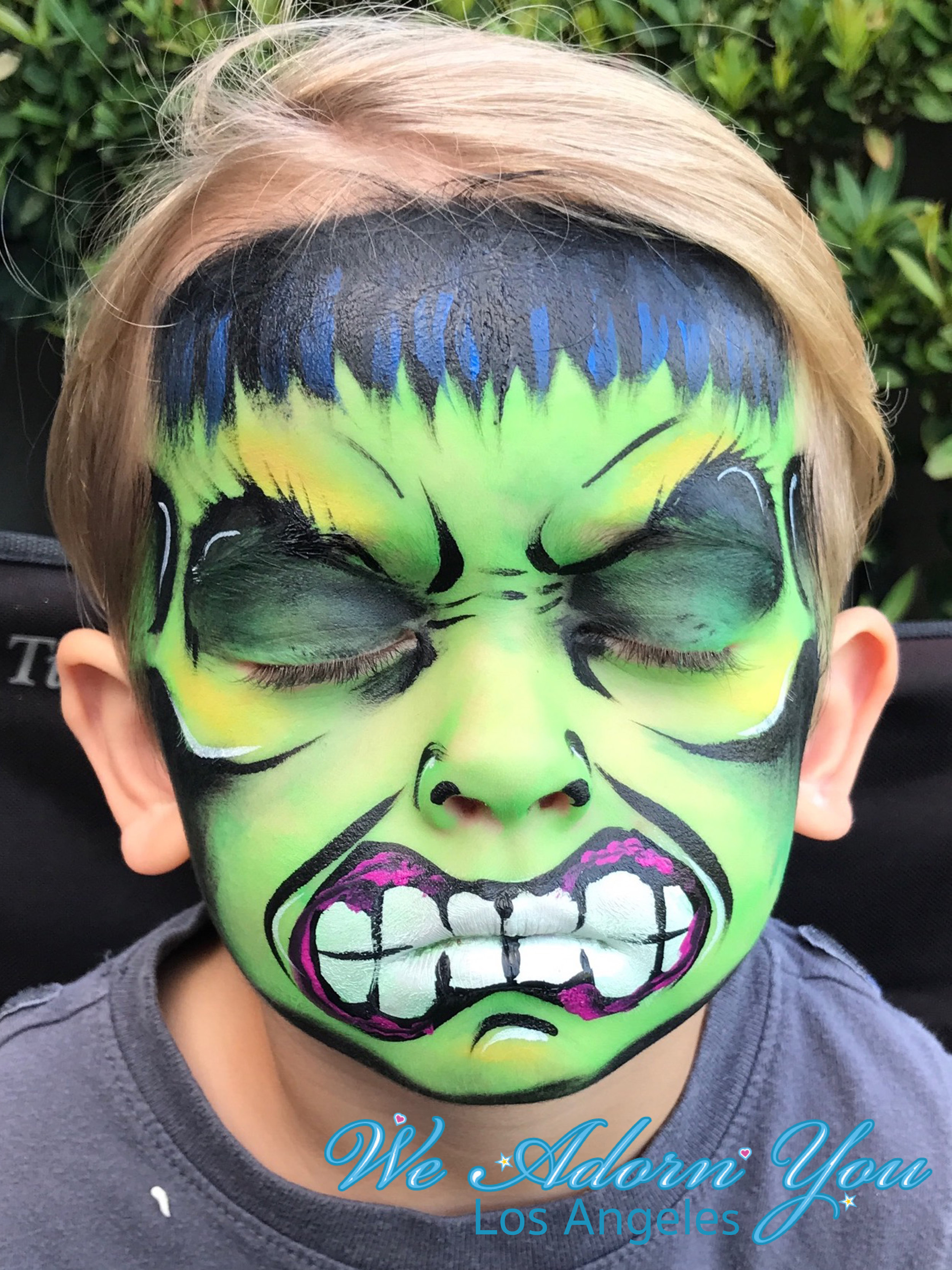 We Adorn You Los Angeles Face Painitng Hulk.jpg