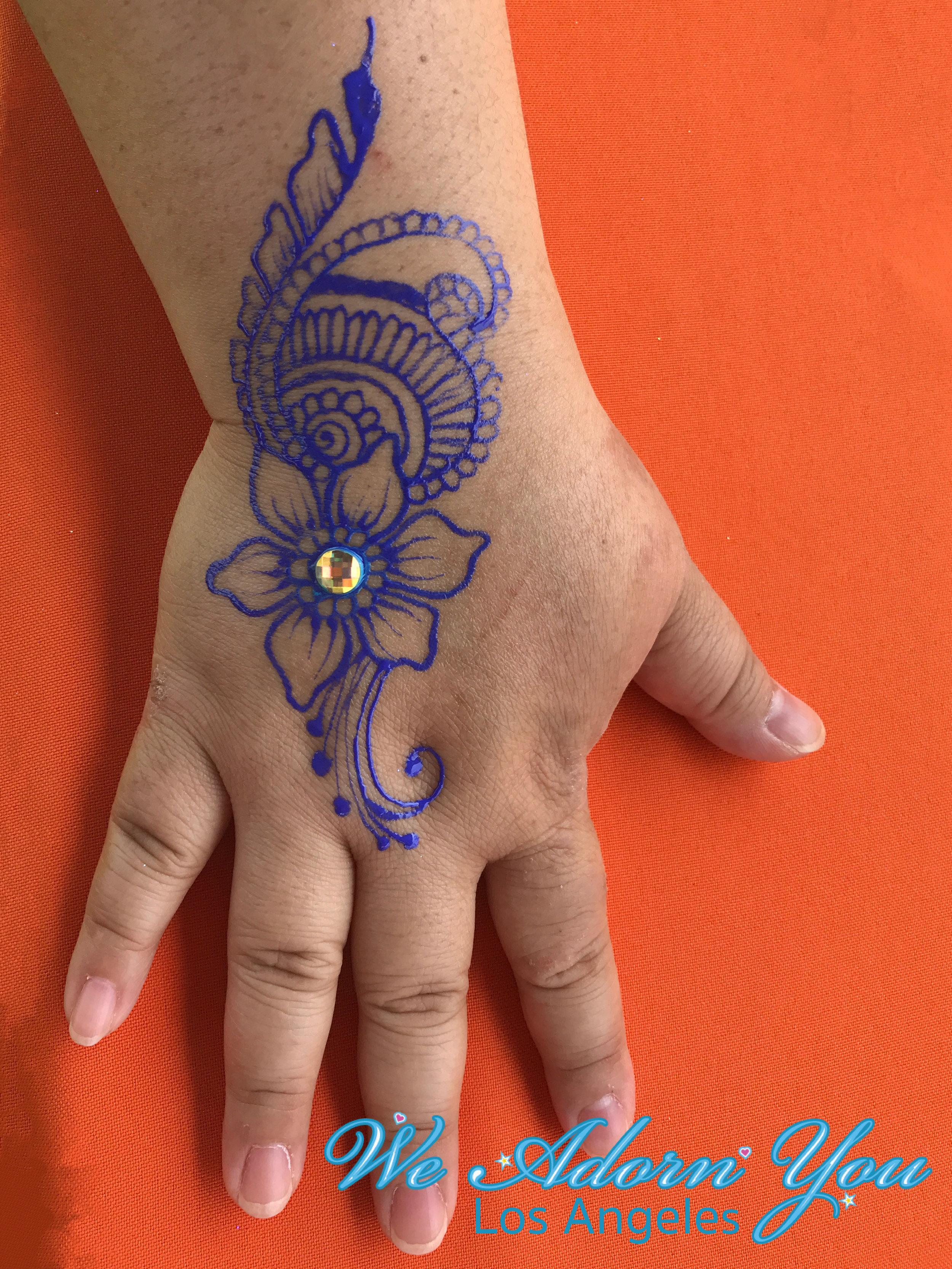 We Adorn You Los Angeles Color Henna Dark Blue.jpg