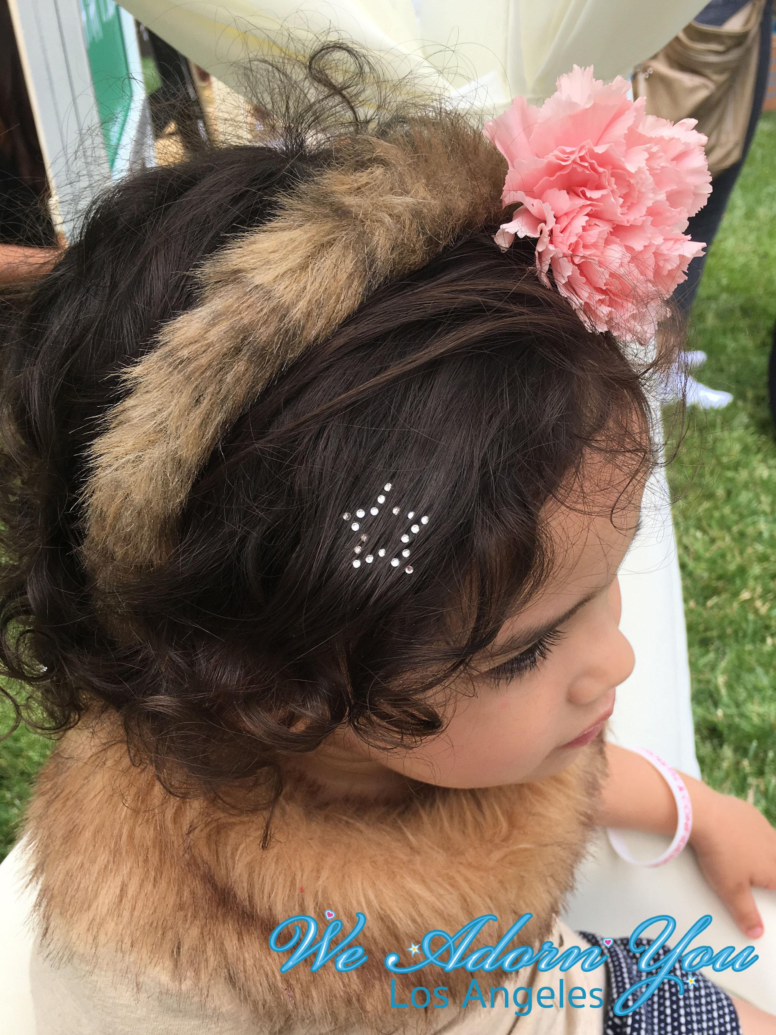 We Adorn You Los Angeles Hair Crystals Star.jpg
