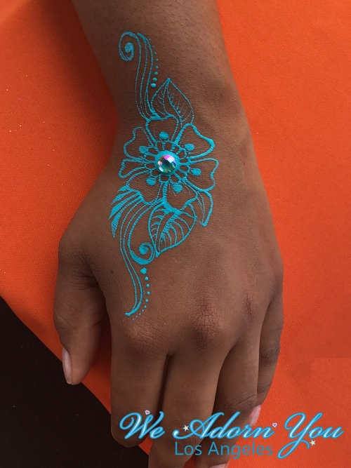 "Color ""Henna"""