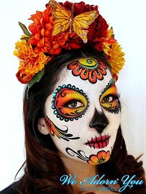 Halloween Face & Body Paint