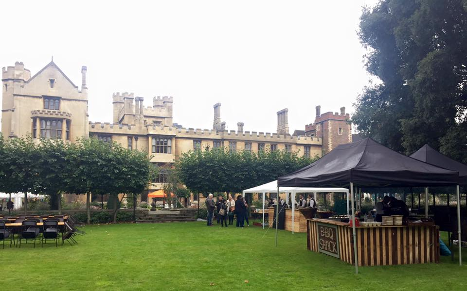 The Fabulous Barbecue at the Lambeth Palace