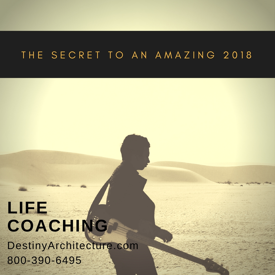 The one secret to having an AMAZING 2018 is here!