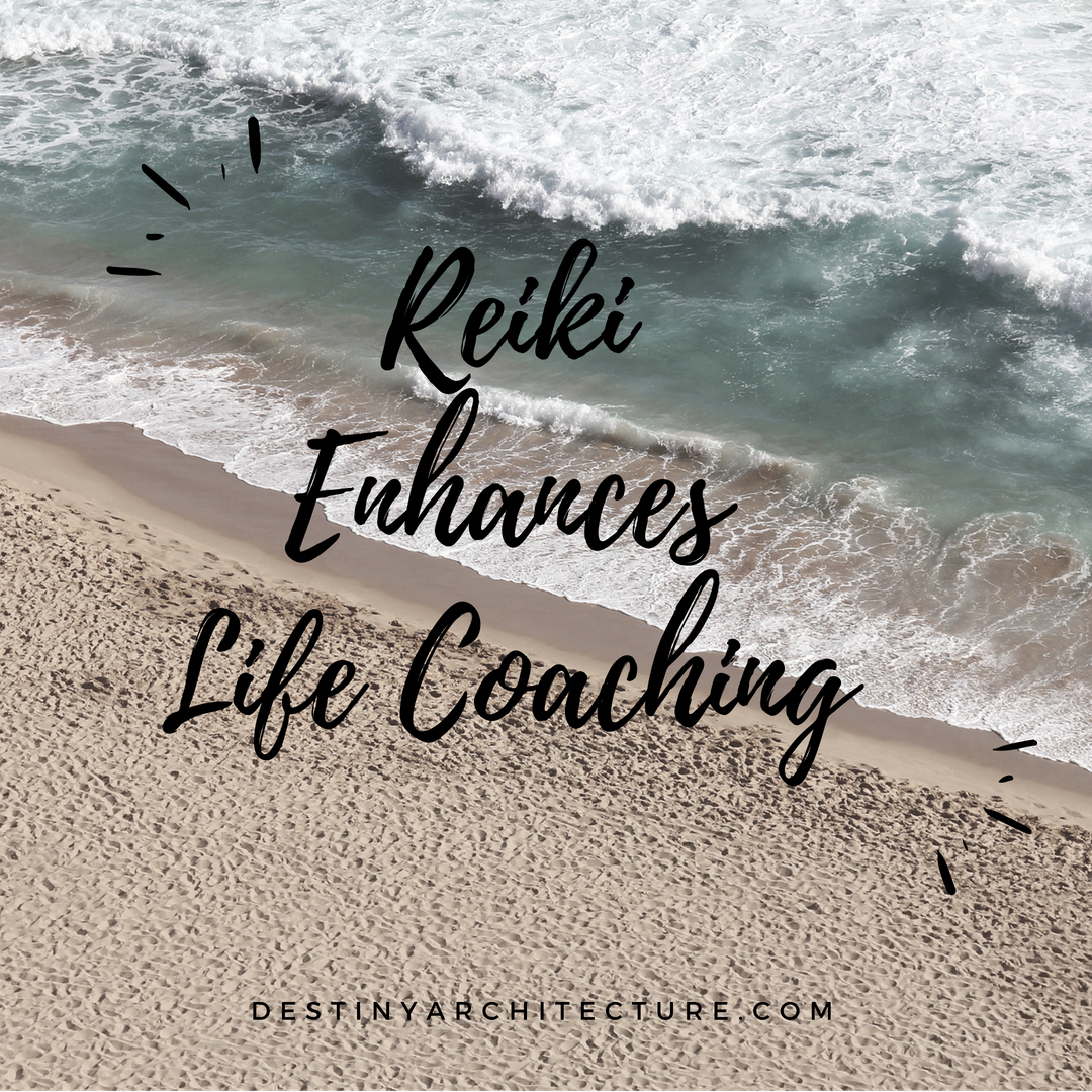 5 Ways - Reiki Enhances Life Coaching