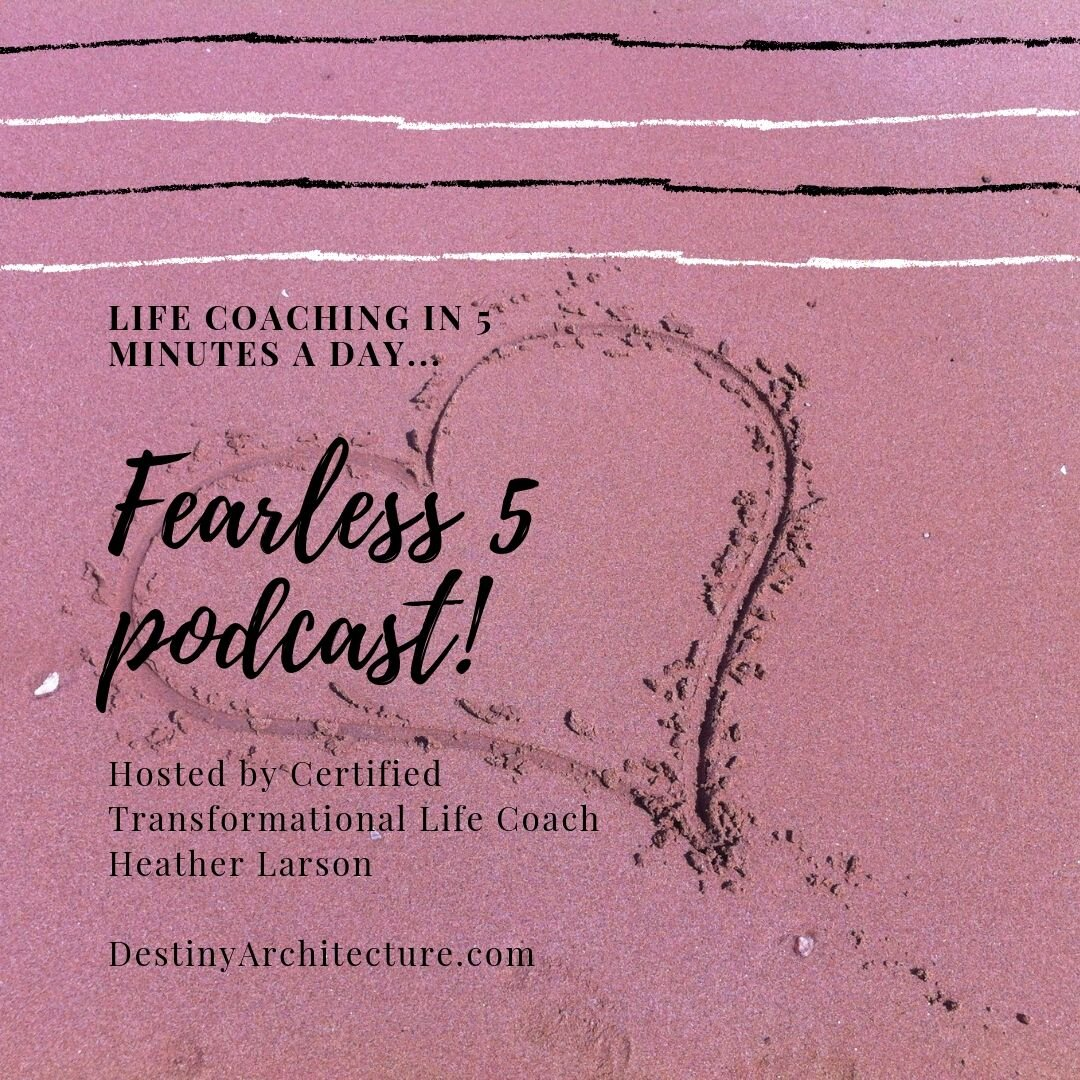 Show notes - Fearless 5 Podcast #19