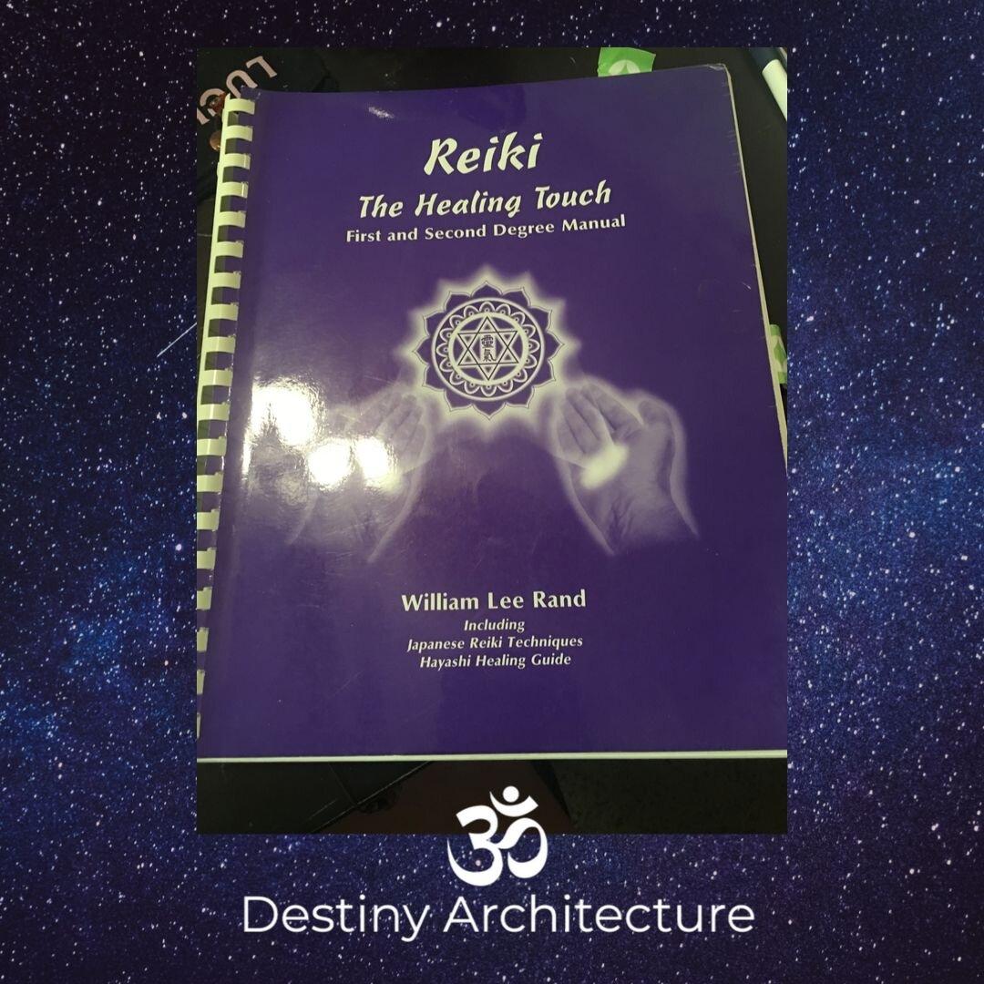 Reiki classes - Coming up at White Dove Wichita!