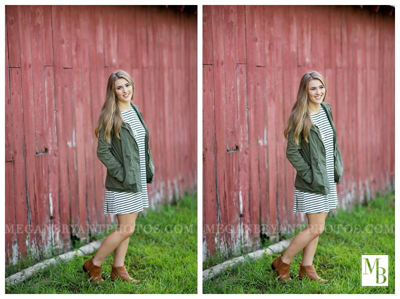 fashion senior photography