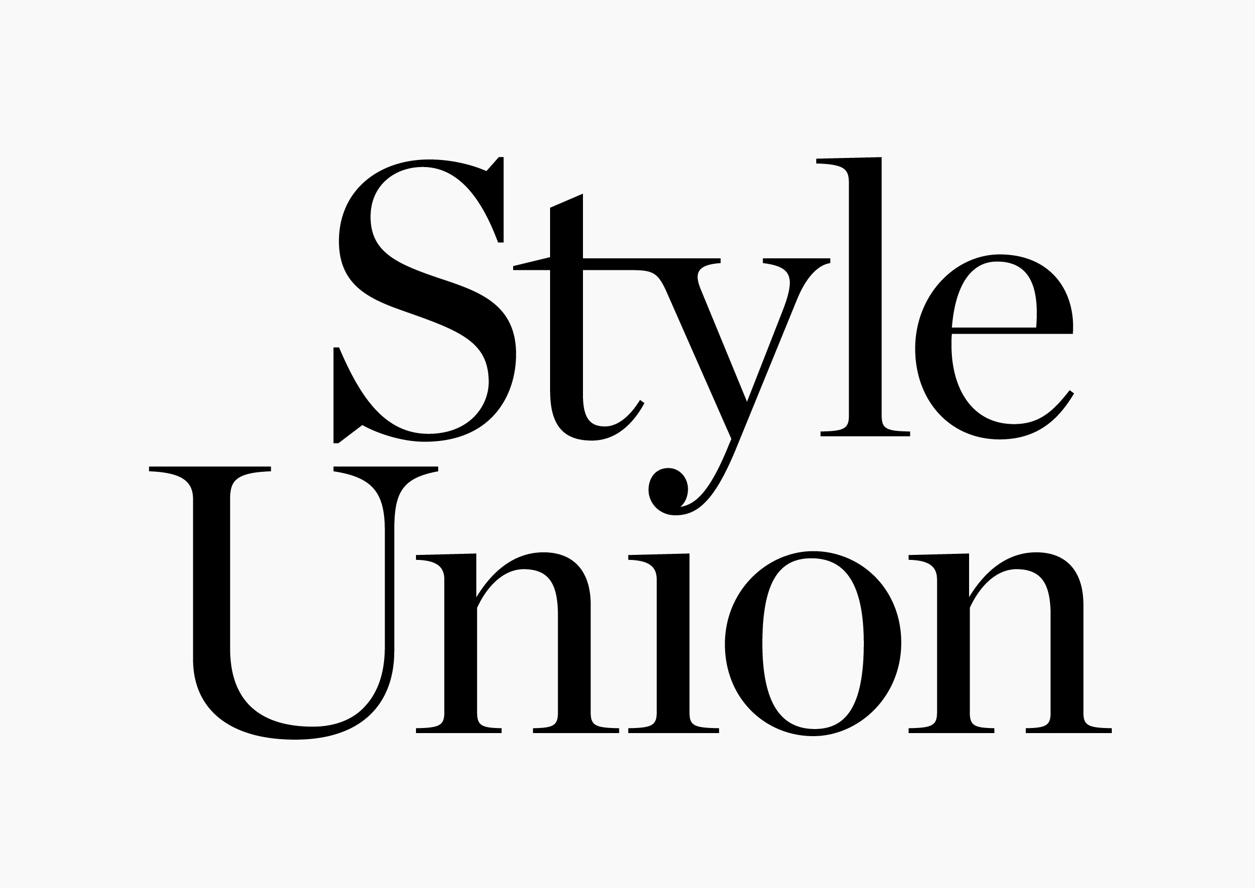 Style Union –  Full brand identity developed for Prospect Studios in Brisbane.