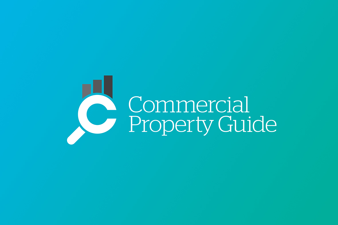 Commercial Property Guide –  Full brand identity developed for Prospect Studios in Brisbane.