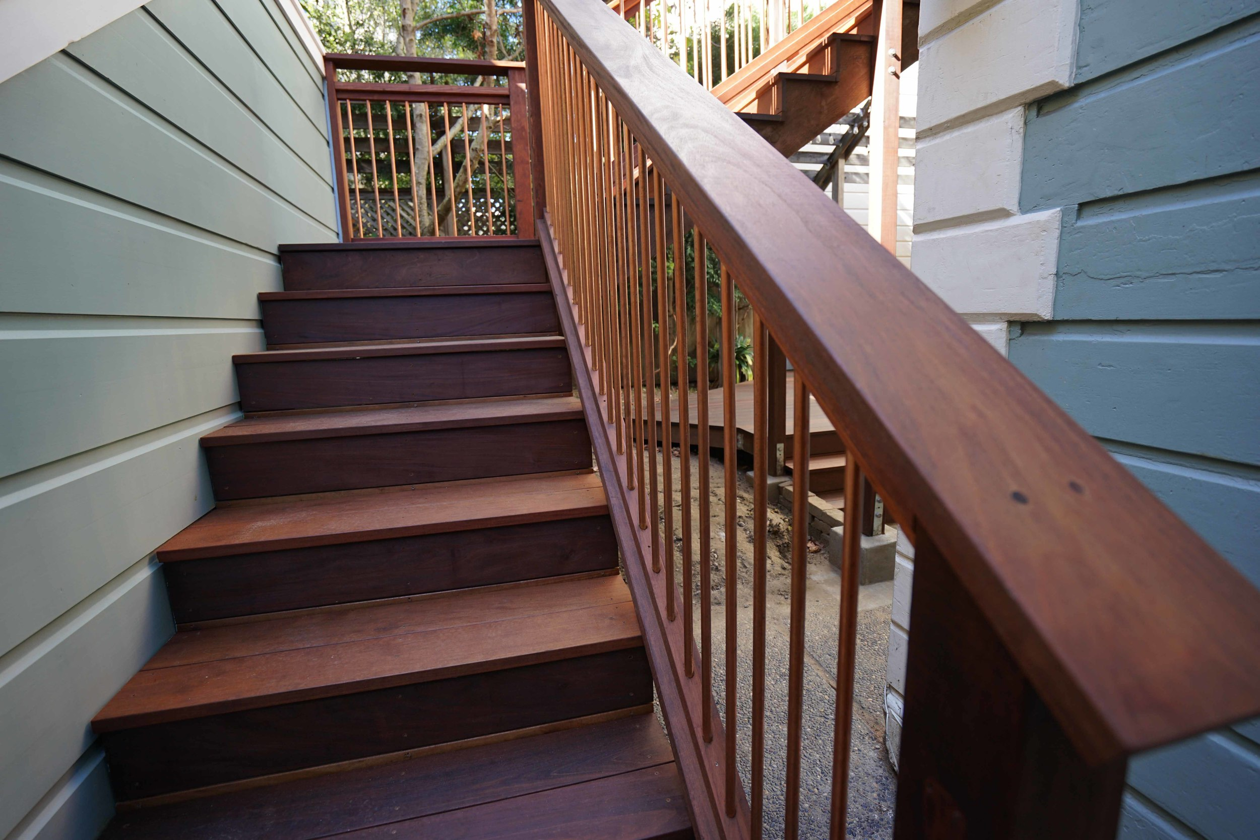 Scott Street Deck with Variance