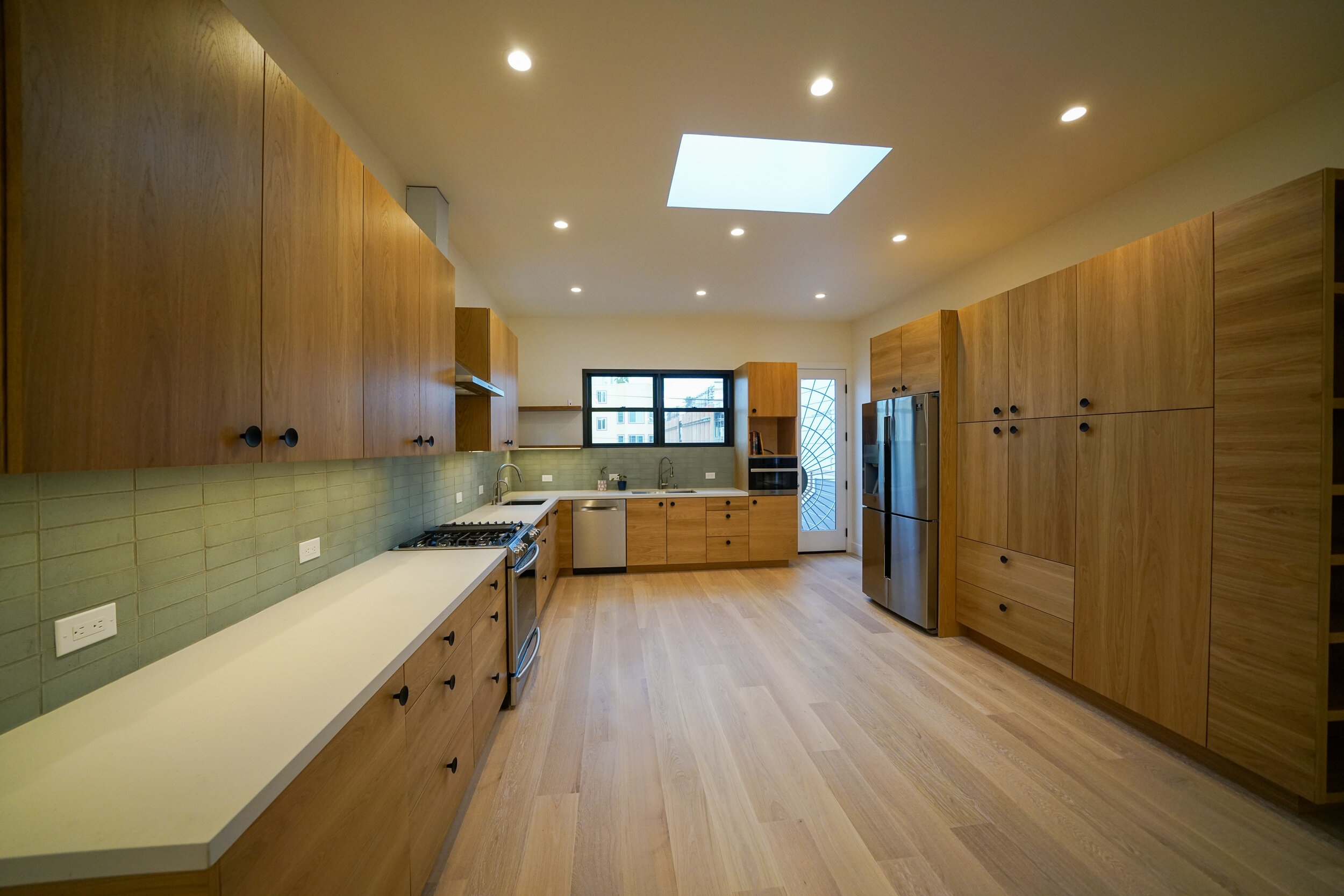 San Francisco Design And Building Contractors Outerlands Design